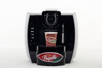 Cafetera cápsulas con Vapor