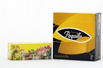 Manzanilla Paquillo 100 sobres